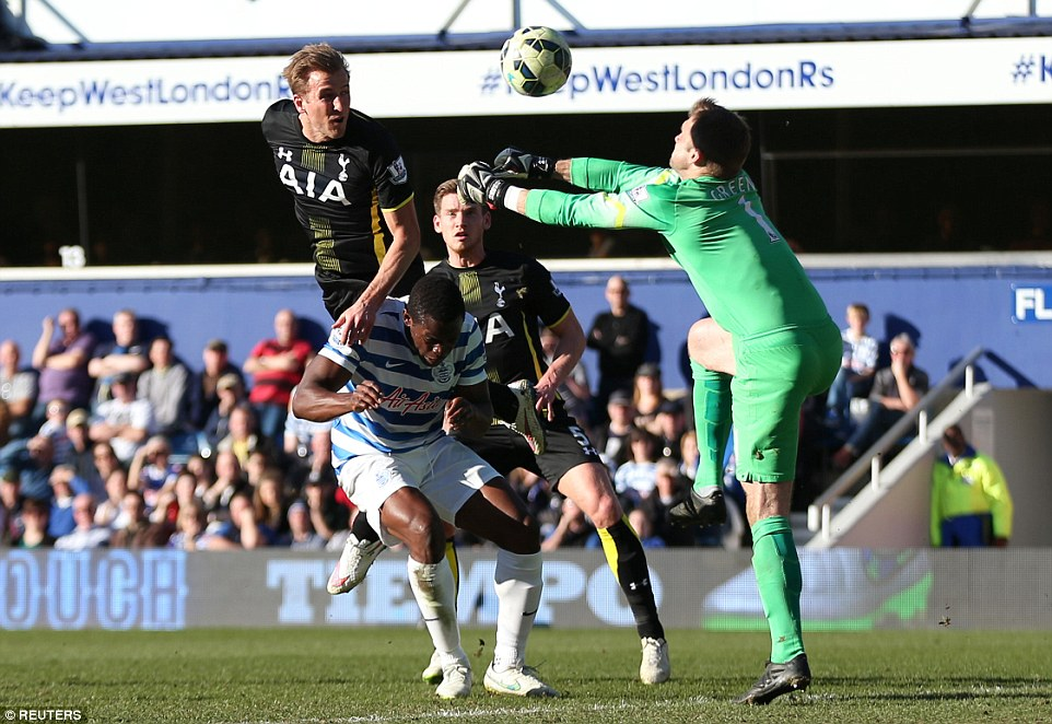 Keane trascina i suoi Spurs alla vittoria sui QPR