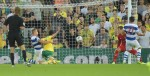 Norwich City v Queens Park Rangers, EFL Sky Bet Championship, Carrow Road, Norwich, UK - 16 Aug 2017